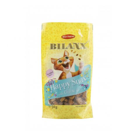 BEST FRIEND BILANX HAPPY SNAX CHEESE 50 G