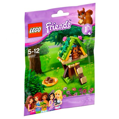 LEGO Friends 41017 Squirrel's Treehouse