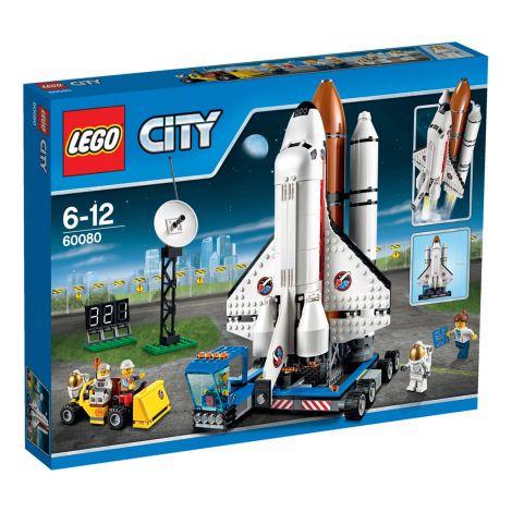 LEGO City 60080 Avaruuskeskus