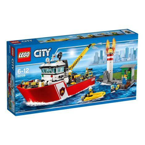 LEGO City 60109 Sammutusvene