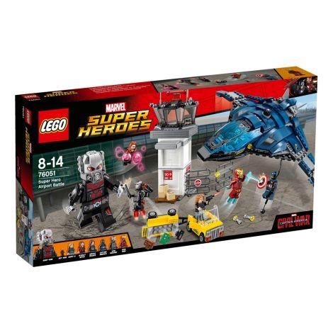 LEGO Marvel Super Heroes 76051 Supersankarien sisällissota