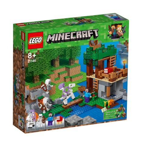 LEGO 21146 LUURANKOHYÖKKÄYS