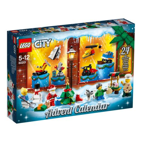Lego City 60201 Joulukalenteri