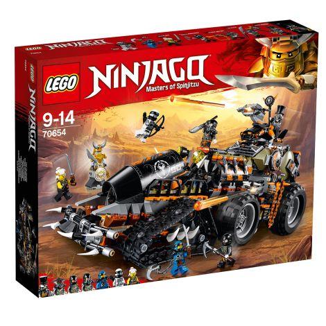 LEGO NINJAGO 70654 Dieselnautti