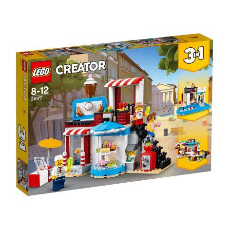 LEGO 31077 MAKEAT MODUULIYLLÄTYKSET