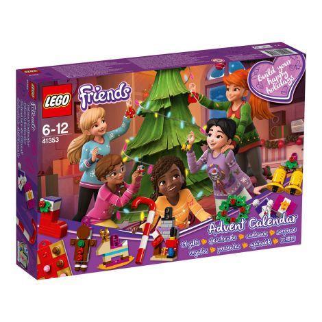 Lego Friends 41353 Joulukalenteri