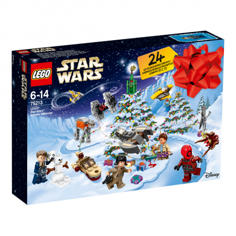 Lego Star Wars 75213 Joulukalenteri
