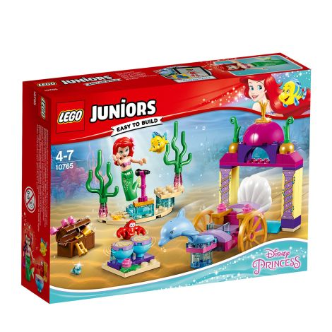 LEGO Juniors 10765 Arielin vedenalainen konsertti