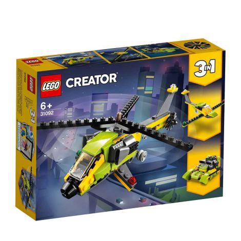 LEGO Creator 31092 Helikopteriseikkailu