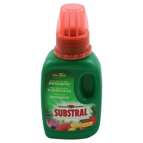 SUBSTRAL KASVIRAVINNE  250 ML