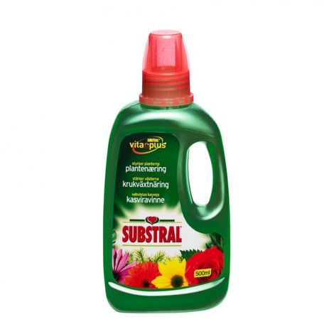 SUBSTRAL KASVIRAVINNE  500 ML