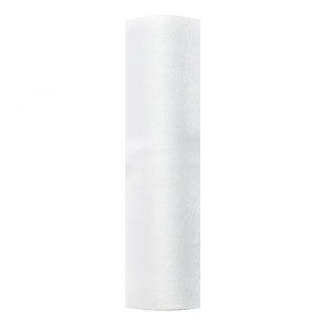 Snow organza 900x16cm, valkoinen