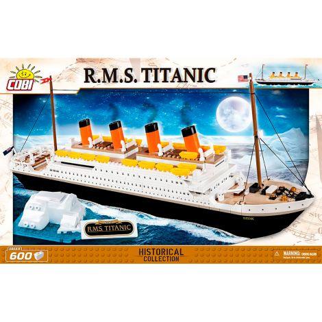 COBI RMS TITANIC RAKENNUSSARJA, 600 OSAA
