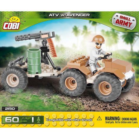 COBI SA ATV W/AVANGER, 60 OSAA