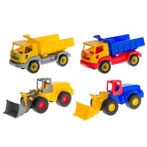 Työmaa-ajoneuvo
