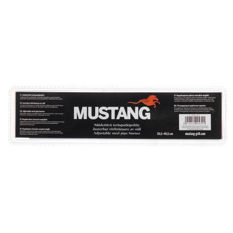 Mustang teräsputkipoltin säädettävä