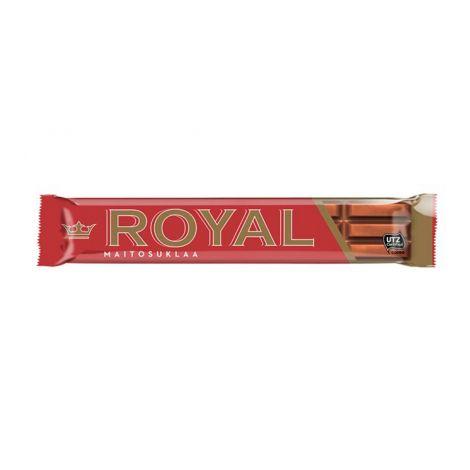 Royal Maitosuklaa patukka 42g