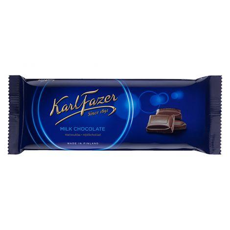 Karl Fazer Sininen maitosuklaalevy 100g