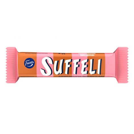 Fazer Suffeli suklaavohveli 21g