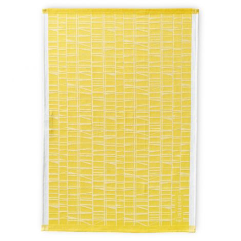 Finlayson keittiöpyyhe 50x70cm, Coronna keltainen