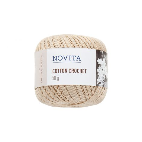 NOVITA COTTON CROCHET 50G OLKI