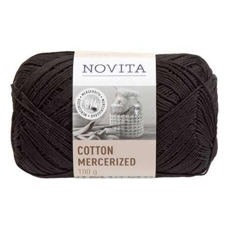 NOVITA COTTON MERCERIZED 100G NOKI