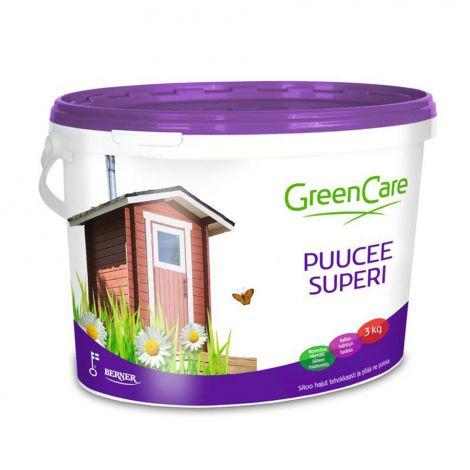 GreenCare Puucee Superi 3kg