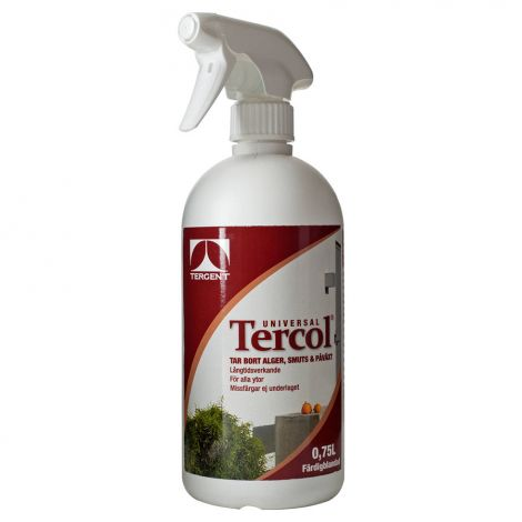 Tercol pesuaine spraypullo 750ml