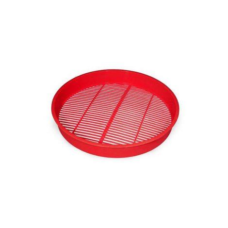 Plastex Marjanpuhdistin 30 cm punainen