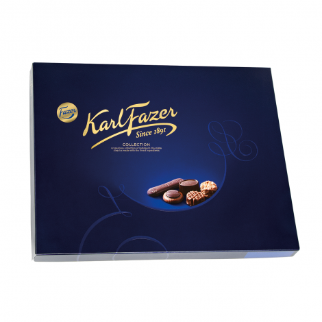 Karl Fazer Collection suklaakonvehdit 550g