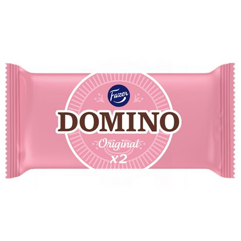 Fazer Domino Original 2-pack 26g
