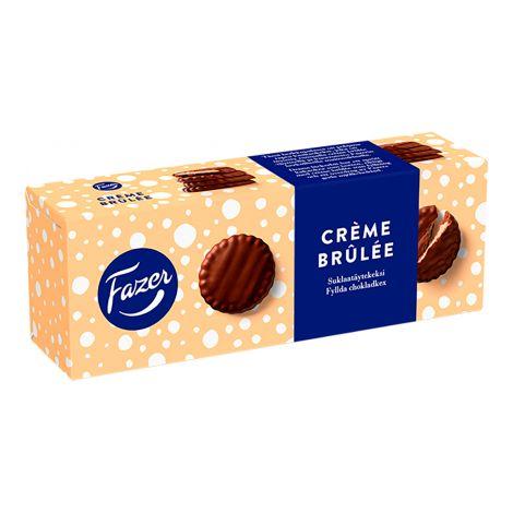 Fazer Créme Brulée suklaakeksi 142g