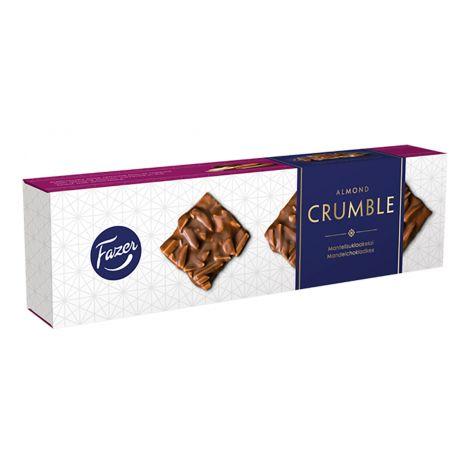 Fazer Almond Crumble mantelisuklaakeksi 80g
