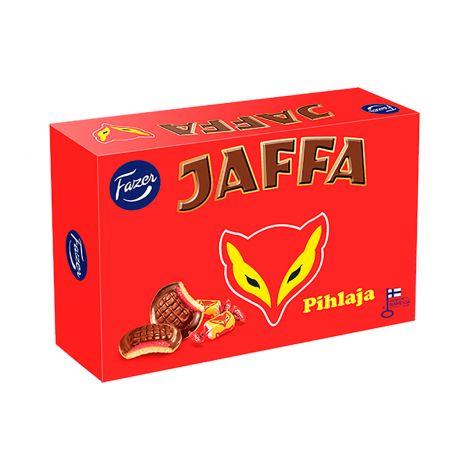 Fazer Jaffa Pihlaja täytekeksi 300g, kausimaku