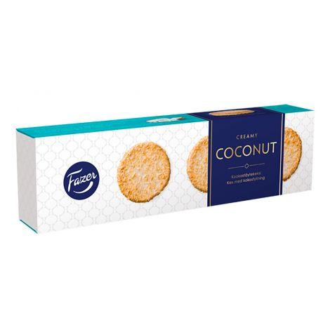 Fazer Creamy Coconut täytekeksi 80g