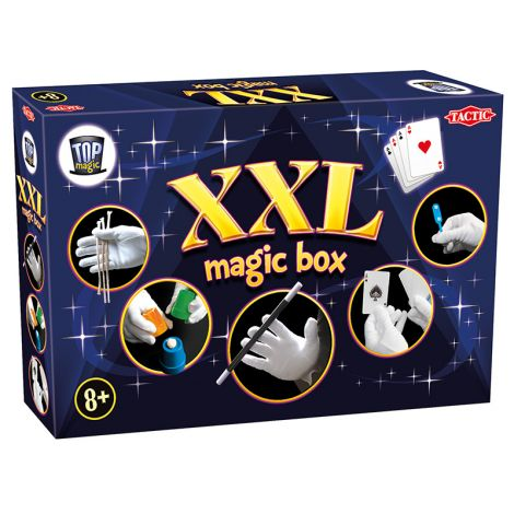 XXL Magic Big Box taikurin laatikko