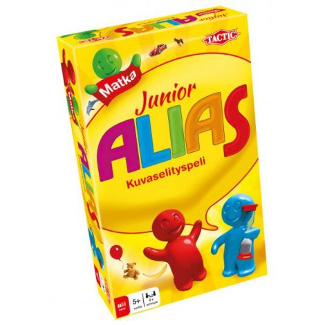 JUNIOR ALIAS MATKAPELI