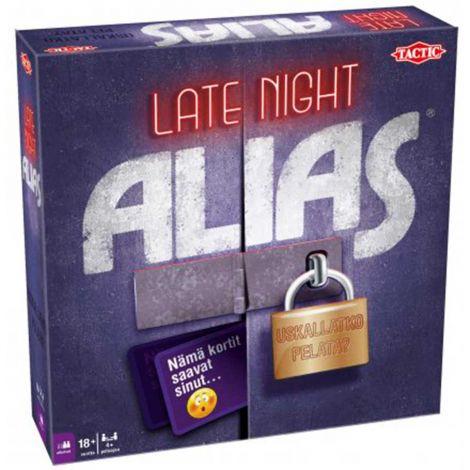 TACTIC LATE NIGHT ALIAS