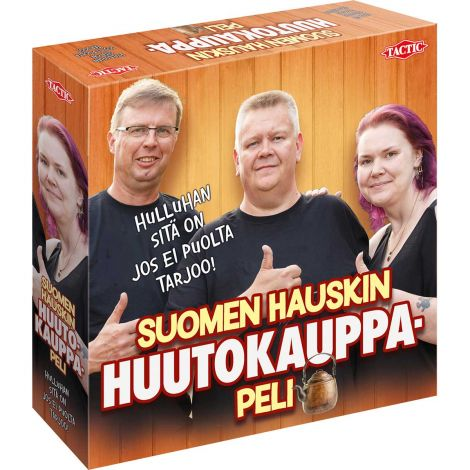 TACTIC SUOMEN HAUSKIN HUUTOKAUPPAPELI (FI)