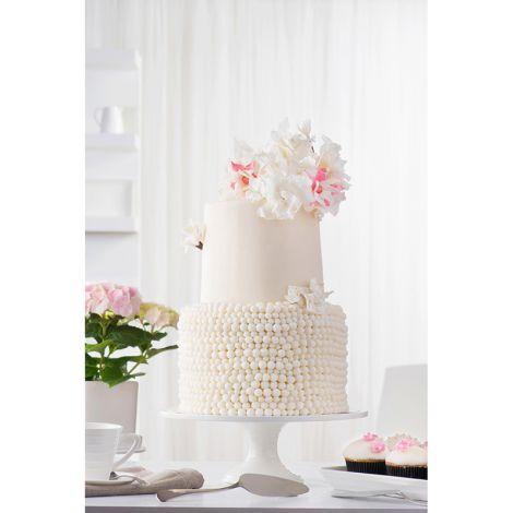 Säädettävä kakkurengas pyöreä 18-30cm