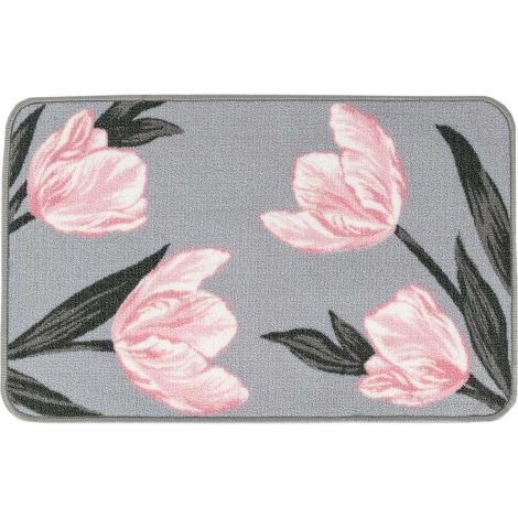 Vallila matto Estelle 50x80cm pinkki