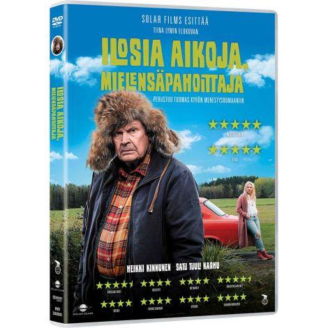 DVD MIELENSÄPAHOITTAJA ILOISIA AIKOJA