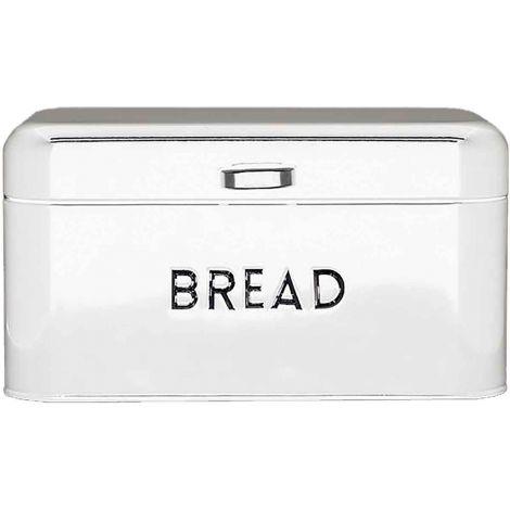 AmandaB leipälaatikko valkoinen iso