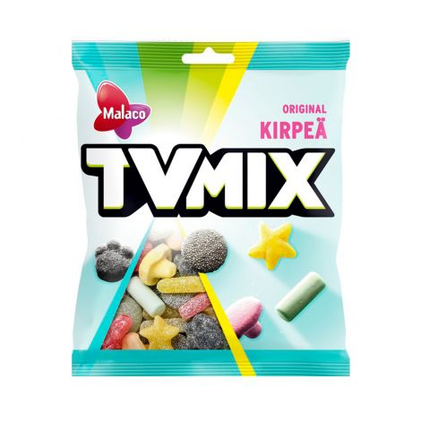 TV Mix Original Kirpeä makeissekoitus 325g
