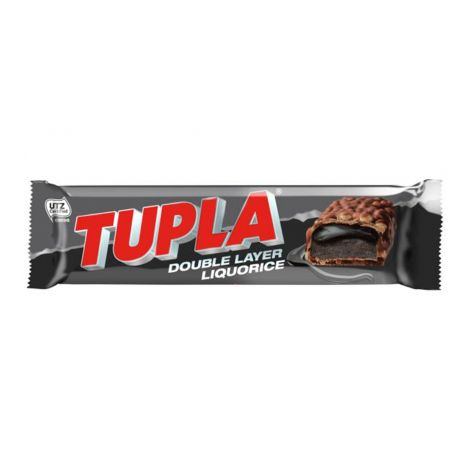 Tupla Double Layer Liquorice UTZ 48g