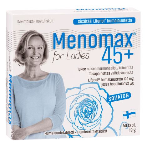 MENOMAX FOR LADIES  60 KPL