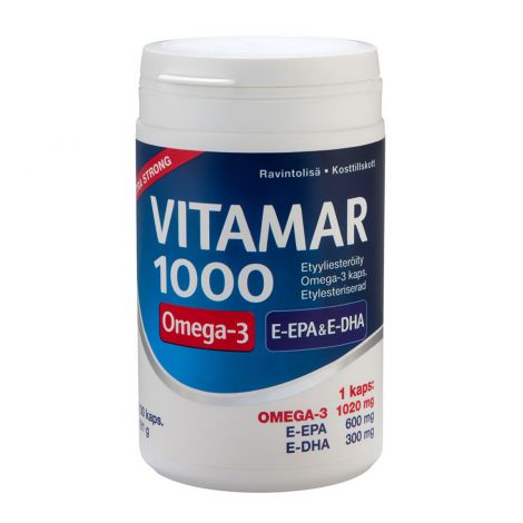 VITAMAR 1000  100 KPL