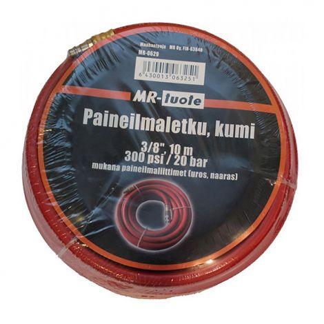 """MR-TUOTE PAINEILMALETKU KUMI 3/8"""" 10M"""
