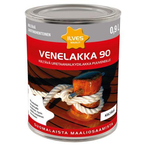 ILVES VENELAKKA 90 KIILTÄVÄ 0,9L 900 ML