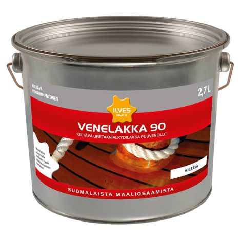 ILVES VENELAKKA 90 KIILTÄVÄ 2,7L 2,7 L